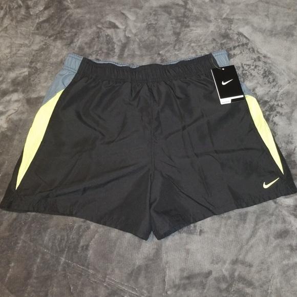 20ab8a2380 Nike Swim | Sheds Water Trunk Shorts | Poshmark